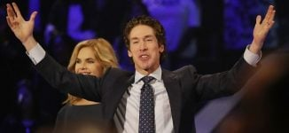 Kanye West to take his 'Sunday Service' to Joel Osteen's megachurch