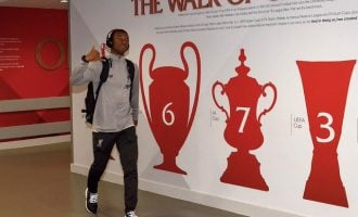 Wizkid, Burna Boy, Yemi Alade make Liverpool star's music playlist