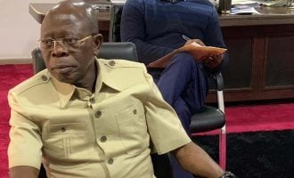 Oshiomhole: I have no enemy in APC
