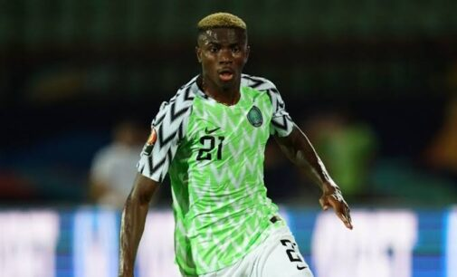 It'll be difficult to fill Ighalo's shoes, says Osimhen