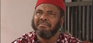 'Should he act like Aki and Paw Paw?' – outrage as Sugabelly calls Pete Edochie a bad actor