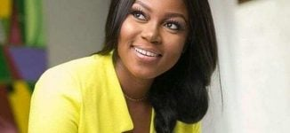 Yvonne Nelson: Even with big English, long convoys, Ghana still under colonisation