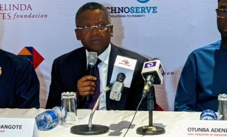 Dangote, Gates, NAFDAC plan to achieve 90% food fortification in Nigeria by 2020