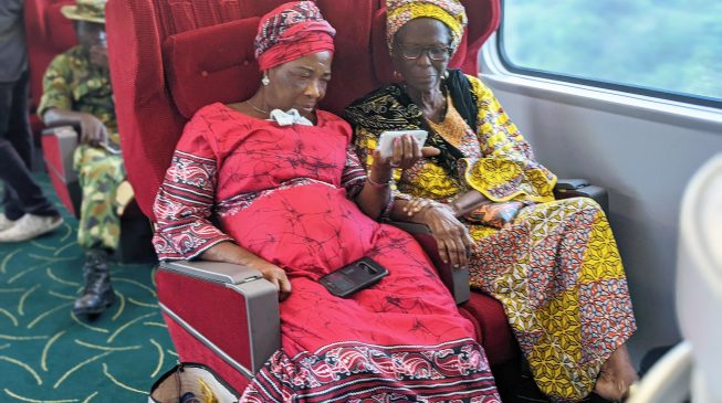 REPORTER'S DIARY: 'Be at the station 3 hours before take-off' — welcome to the new Lagos-Ibadan train test-run