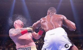 Five lessons learnt from Anthony Joshua's comeback