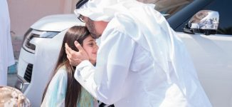 TRENDING VIDEO: Abu Dhabi's crown prince visits little girl's home after missing her handshake