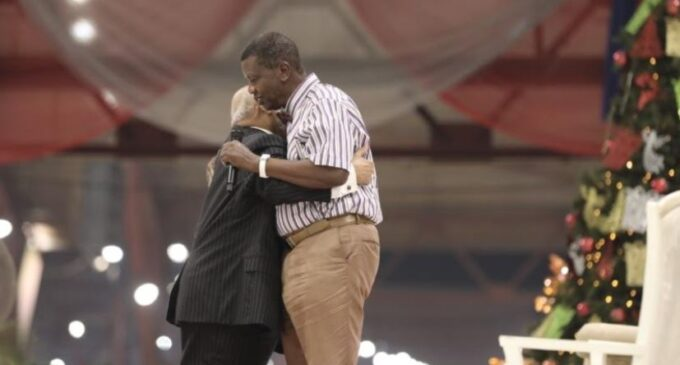 Adeboye donates 60% of his income to charity, says US pastor