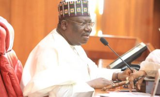 Lawan: We'll pass PIB before end of year