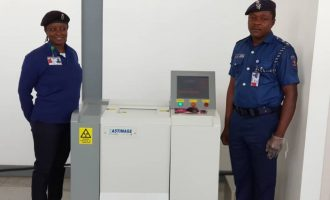 FAAN's installs new security 'checkpoint' — liquid explosive detectors — at airports