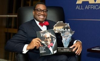 'I'm greatly honored' — Akinwumi Adesina celebrates Forbes Africa's 'African of the Year' award