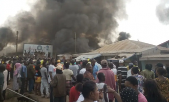 Police: Fake news over missing child caused burning of Akure church