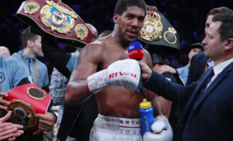 'No place to hide' — Joshua warns Fury ahead of world title fight