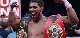 Sunday Dare: Anthony Joshua will present his belts to Buhari
