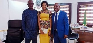 Ikpeazu names BBNaija's Cindy ambassador for made-in-Aba project