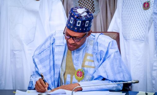 Buhari, now is time to slash salaries, allowances of political officers by 70%