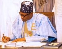 VAT now 7.5% as Buhari signs 2019 finance bill into law
