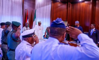 Senators and honourables are wrong, Buhari has solved the problem of insecurity