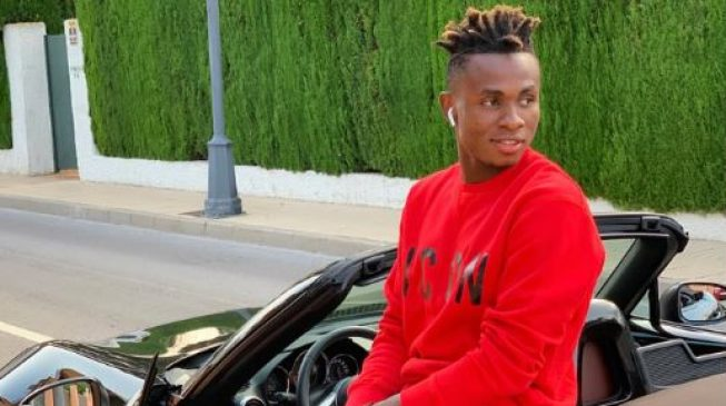 Chukwueze: The 'N98m' Ferrari doesn't belong to me… I don't know how to drive