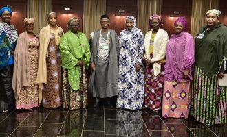 PHOTOS: El-Rufai and his 'female army'