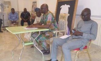 'Forgive me' — Fayose begs aggrieved PDP members in Ekiti