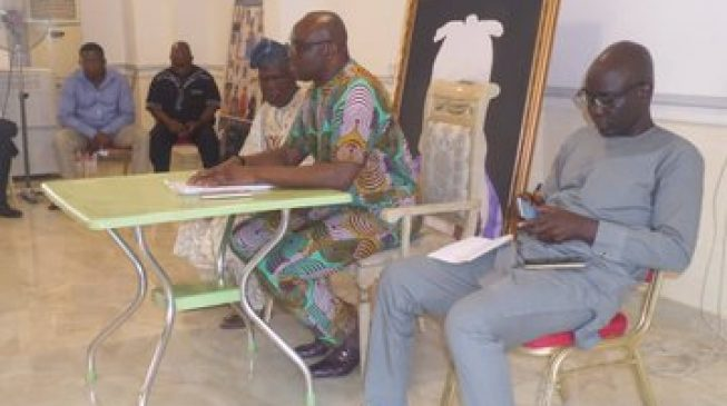 'Forgive me' — Fayose begs aggrieved PDP members in Ekiti