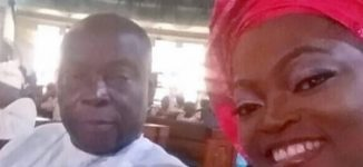 'We love you but God knows best' — Funke Akindele mourns father