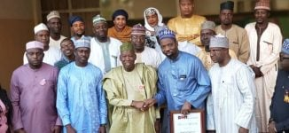 'This is history in the making for Kano' — Ganduje accepts hosting rights for 2019 BON Awards