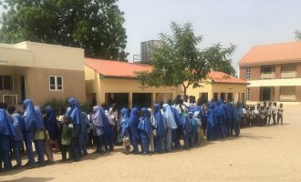 'No food, no school' — north-east pupils abandon classrooms after stoppage of feeding programme