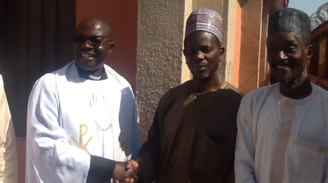 IMN members attend Christmas service in Kaduna