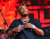 US police: Drugs, guns found on Juice Wrld's jet before he died