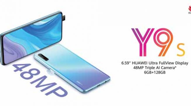 HUAWEI Y9s is now available in Nigeria market