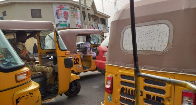 EXTRA: Kano bans men, women from entering same tricycle