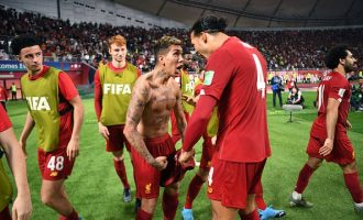 Liverpool beat Flamengo to win first-ever FIFA Club World Cup trophy