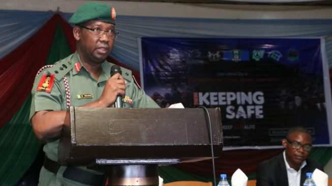 Army: IPOB behind doctored video of Boko Haram killing soldiers