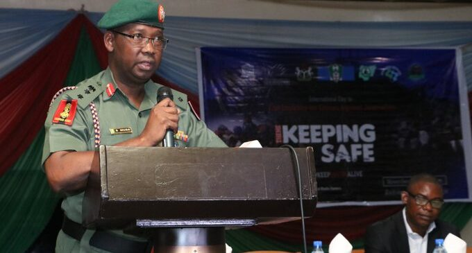 #EndSARS: We're ready to defend Nigeria at all cost, says army