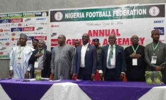 NFF budgets N7.5bn for 2020