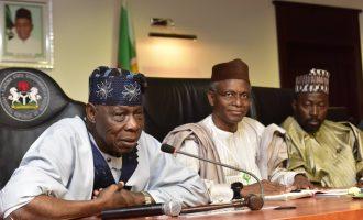 Obasanjo's visit to el-Rufai