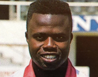 Philip Osondu, ex-Golden Eaglet, dies in Belgium
