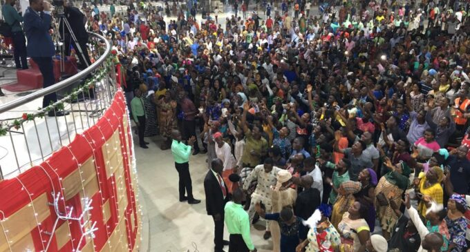 RCCG 2019 annual congress opens with praise and dance