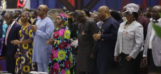 Judge, Dickson's wife, testify at RCCG Congress