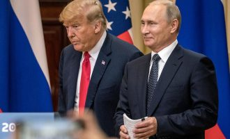 It's unlikely for Trump to be removed, says Putin