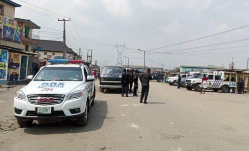 Two killed, 75 arrested over Surulere violence