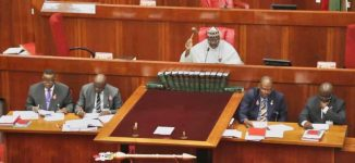 Senate shuts down for two weeks over coronavirus