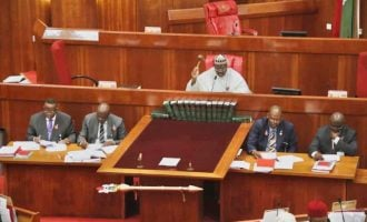Senate begins work on Buhari's $30bn loan request