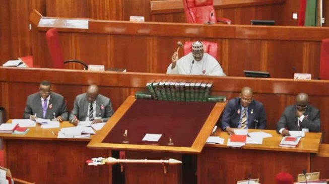 Senate endorses bill to make election debate mandatory for president, governors