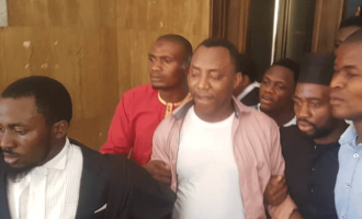 Court fixes March 25 for Sowore's N500m suit against DSS