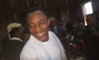 Court orders DSS to release Sowore in 24 hours
