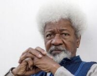 President-General Buhari should control his wild dogs, says Soyinka on DSS' rearrest of  Sowore