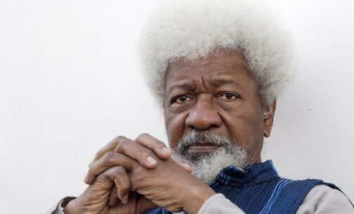 For Soyinka at 86, and a scoop denied