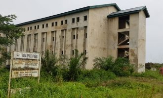 How multi-million naira TETFund projects are rotting away at UNICAL, FUPRE